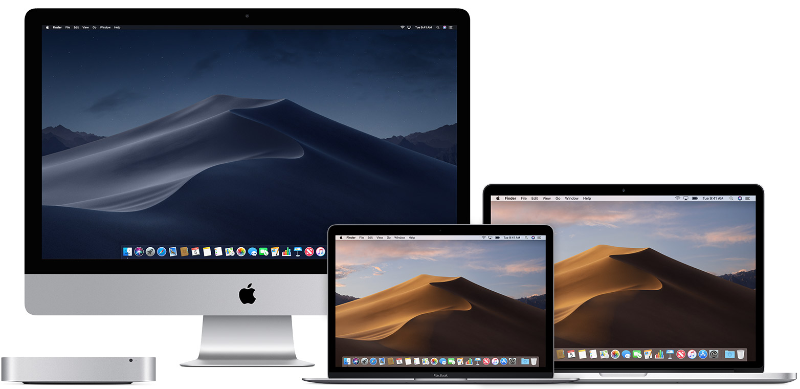10.14 macOS Mojave DMG Free Download
