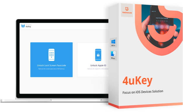 Tenorshare 4uKey Crack Mac with Registration Code Free Download