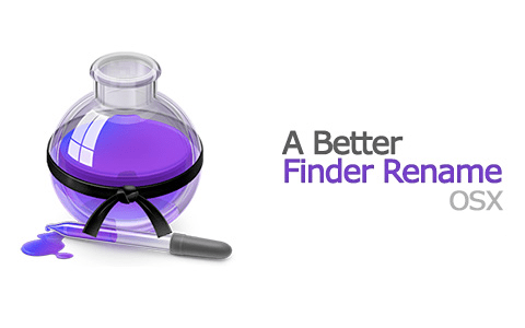 A Better Finder Rename 11 Crack for Mac Free Download