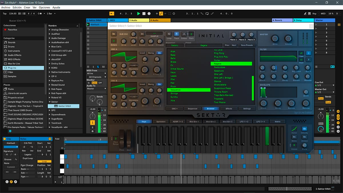Ableton Live 10.1.9 Crack for Mac Torrent Free Download