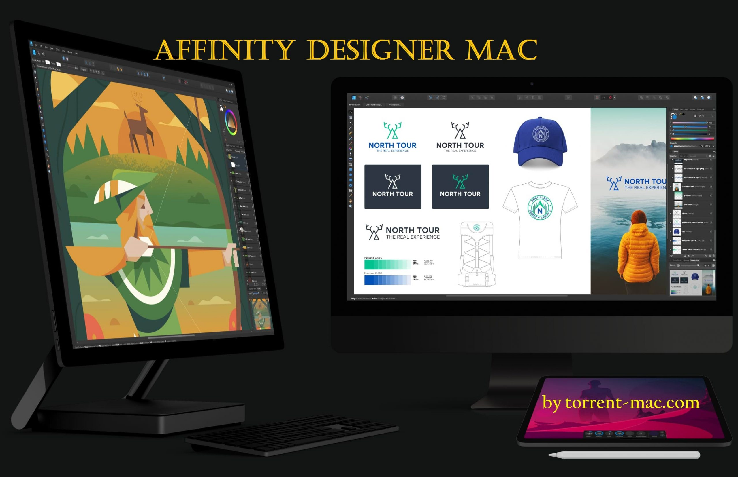 Serif Affinity Designer 1.8.4.650 Crack for Mac Torrent Download