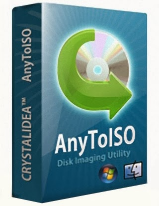 AnyToISO 3.9.5 Crack for Mac with Serial Key Free Download