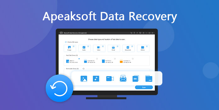 Apeaksoft Data Recovery 1.1.18 for iPhone/Mac Free Download