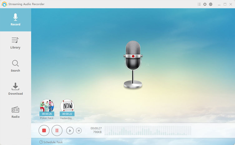 Apowersoft Streaming Audio Recorder 4.2.3 Crack Serial Key for Mac OSX