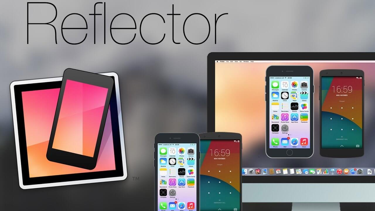 Reflector 3.2.1 Crack for Mac + Serial Key & License Key Torrent