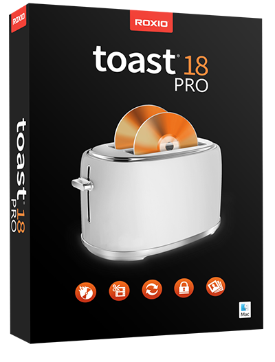 Toast Titanium 18.3.1 Crack Mac with Product Key Free Download
