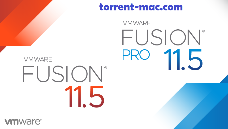 VMware Fusion Pro 11.5 Crack Mac + License Key Torrent Download