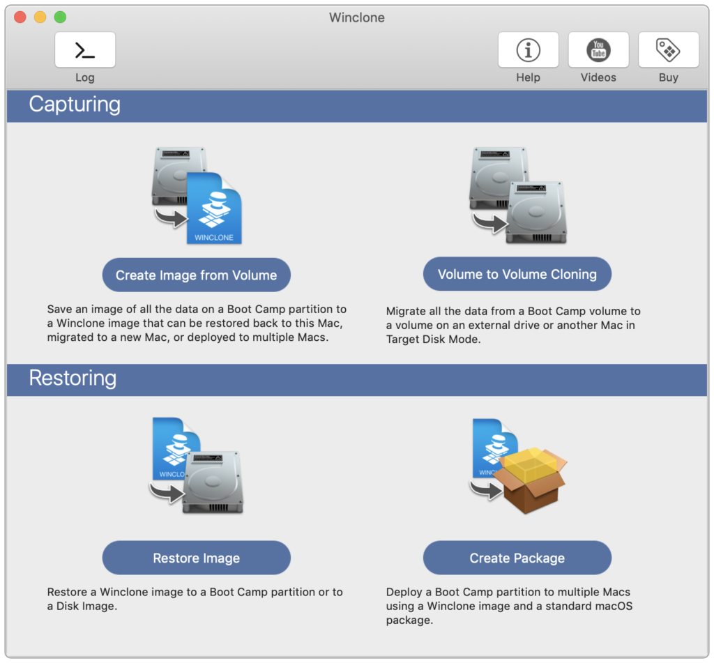 Winclone 8 Crack with License Key 2020 for Mac Free Download