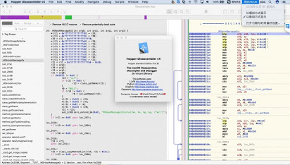Hopper Disassembler v4.5.7 Crack Mac + License Key Torrent Download