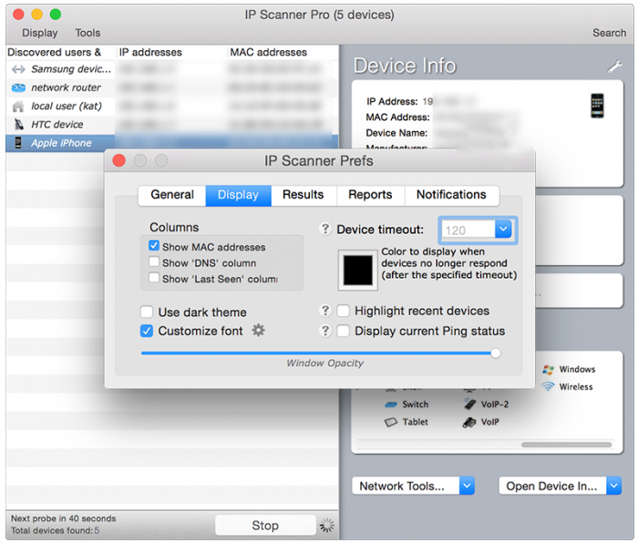 IP Scanner Pro 3.97 Crack for Mac OS Torrent Free Download