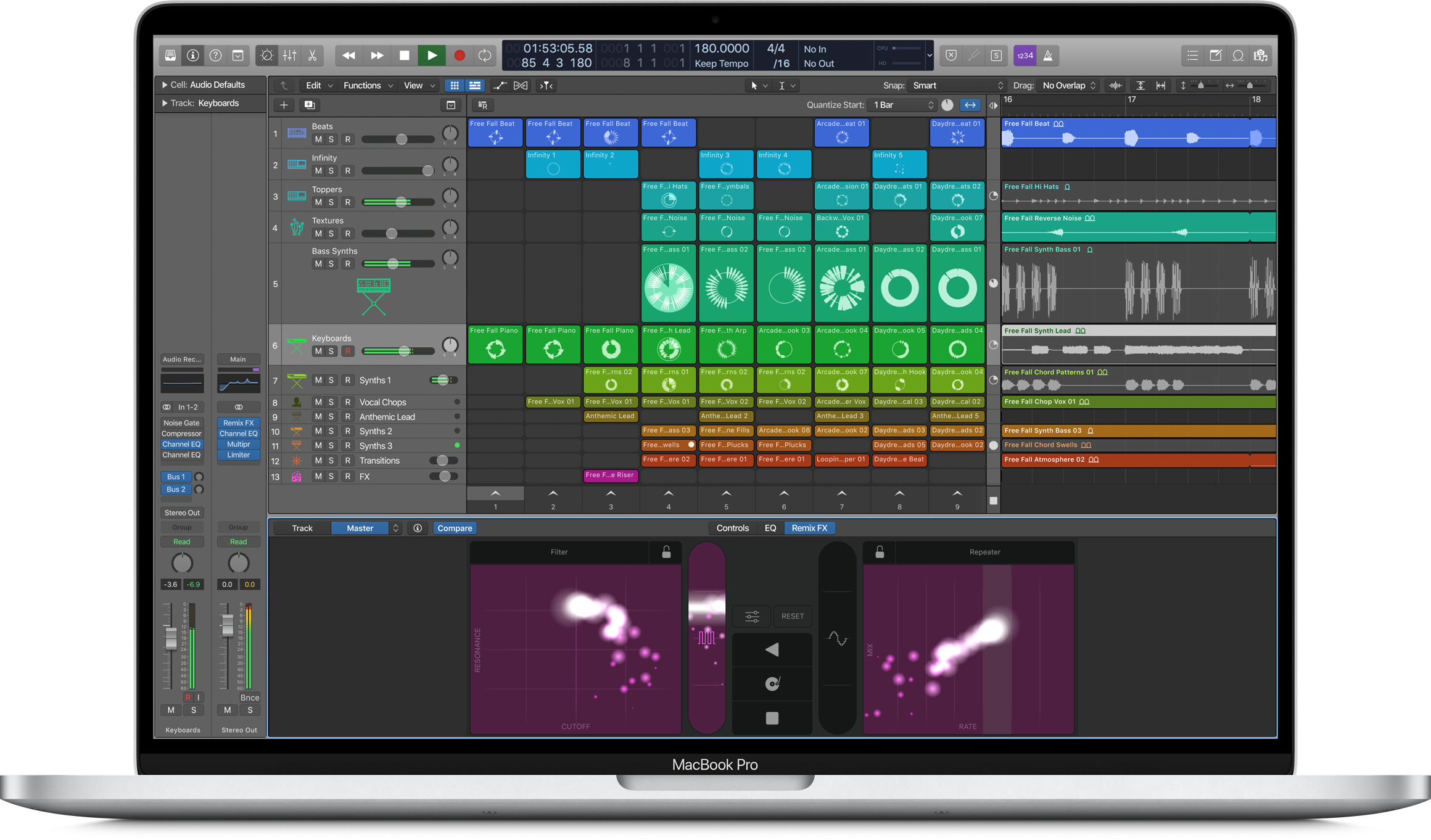 Logic pro x software