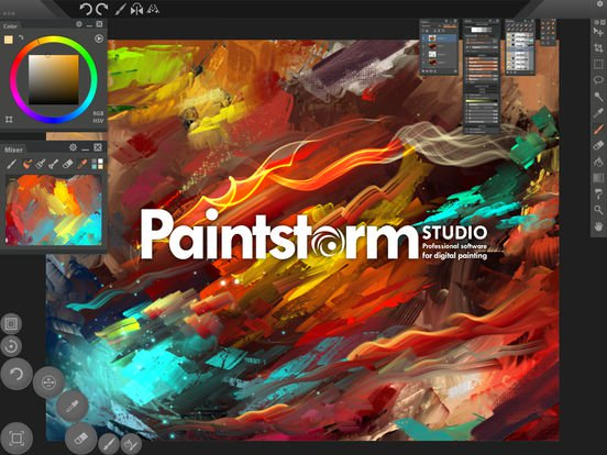 Paintstorm Studio 2.42 Crack + Serial Key for Mac Torrent Download