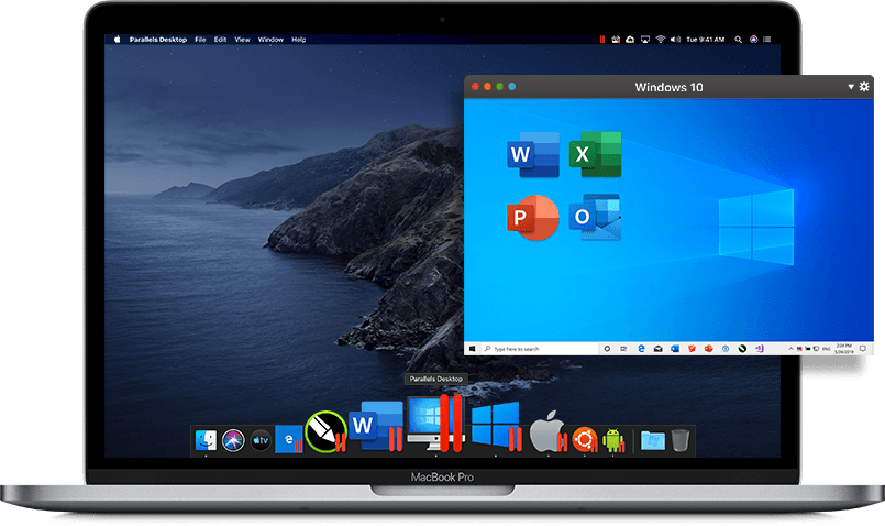 Parallels Desktop 15 Crack for Mac + Activation Key Download
