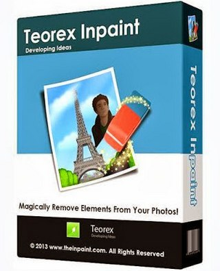 Teorex Inpaint 8.1 Crack with Serial Key for Mac Torrent Download