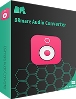 DRmare Audio Converter Crack 2.3.0 + License Key Mac Download