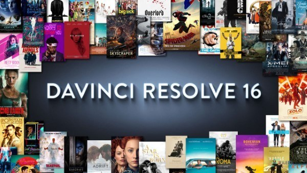 DaVinci Resolve Studio Crack 16.2.2.12 + Activation Key Mac 2020
