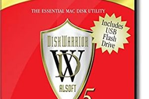 DiskWarrior 5.2 Cracked Full Mac with Serial Key Download
