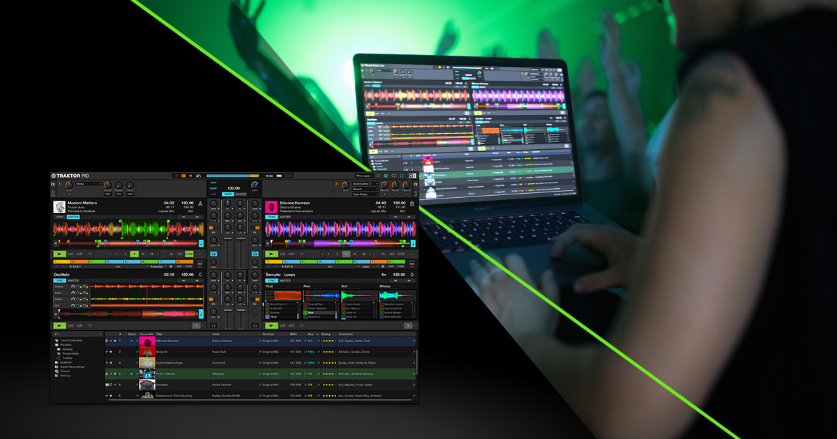 Traktor Pro 3.3.0 Crack + Activation Key Mac Torrent Download