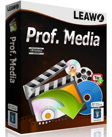Leawo Prof. Media 8.2.2.0 Crack for Mac with Key [Latest]
