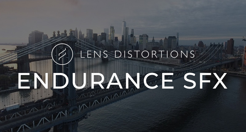 Lens Distortions Endurance SFX for Mac Crack Download
