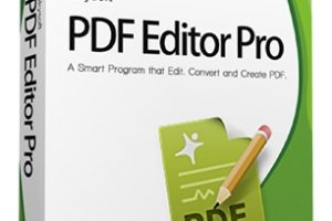 iSkysoft PDF Editor Pro 6.4.2 Crack Mac + Registration Code Download