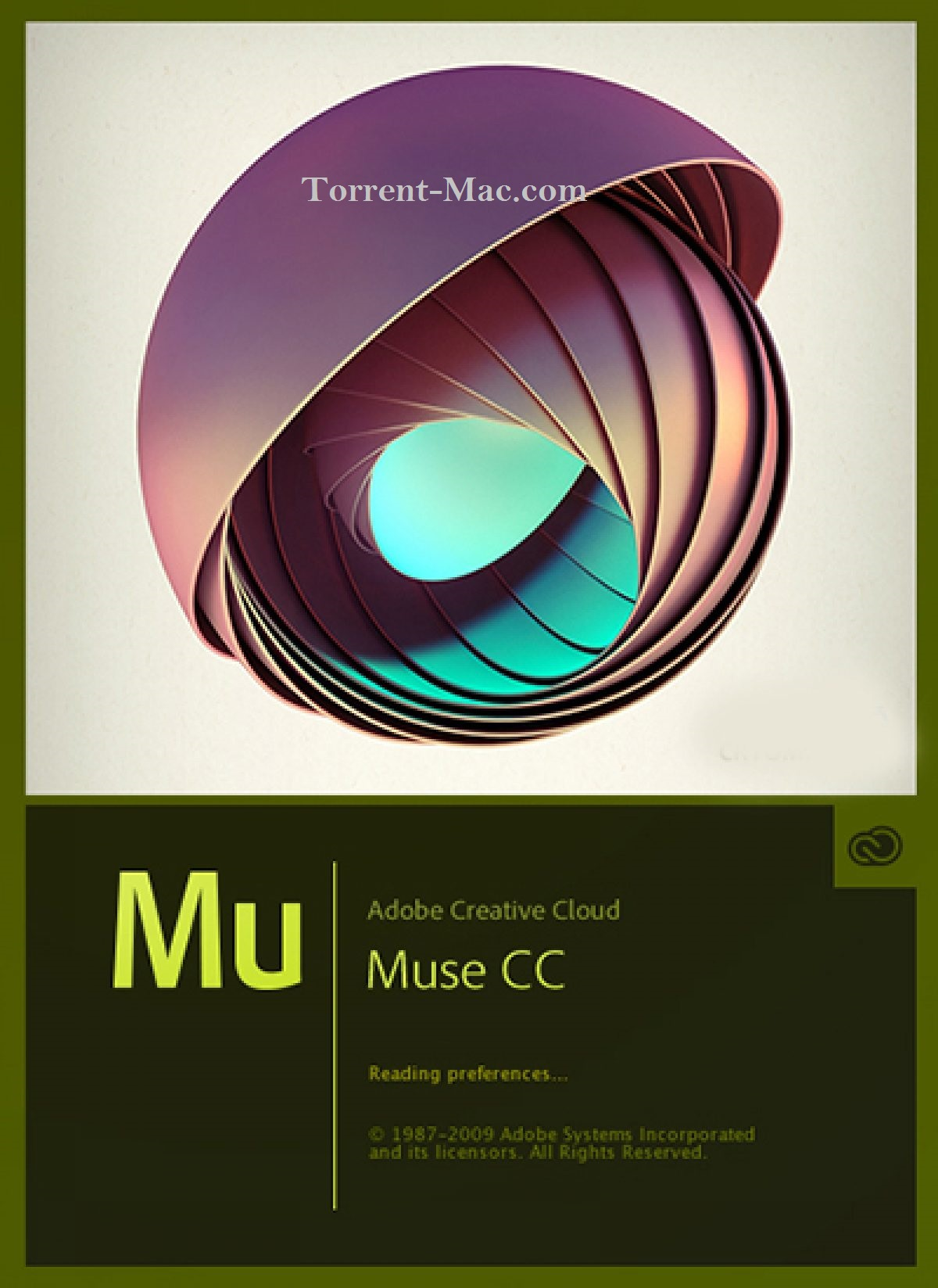 Adobe Muse CC 2020 Crack for Mac OS Torrent Free Download