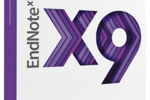 Endnote X9.3.3 Crack Mac + Product Key Latest Free Download