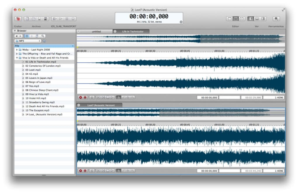 Sound Forge Pro 3.0.0.100 Crack for Mac OS Free Download