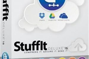 Stuffit Deluxe 16.0.5 Crack for Mac OS DMG Free Download