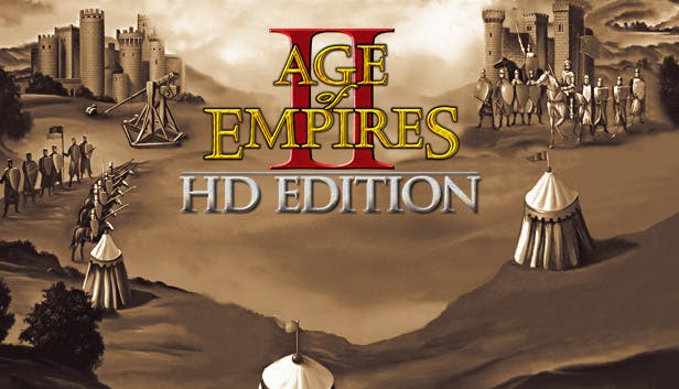 Age of Empires II [HD Edition] Game for MacOSX Free Download