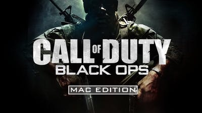 Call of Duty Black Ops Game for Mac OS Free Download