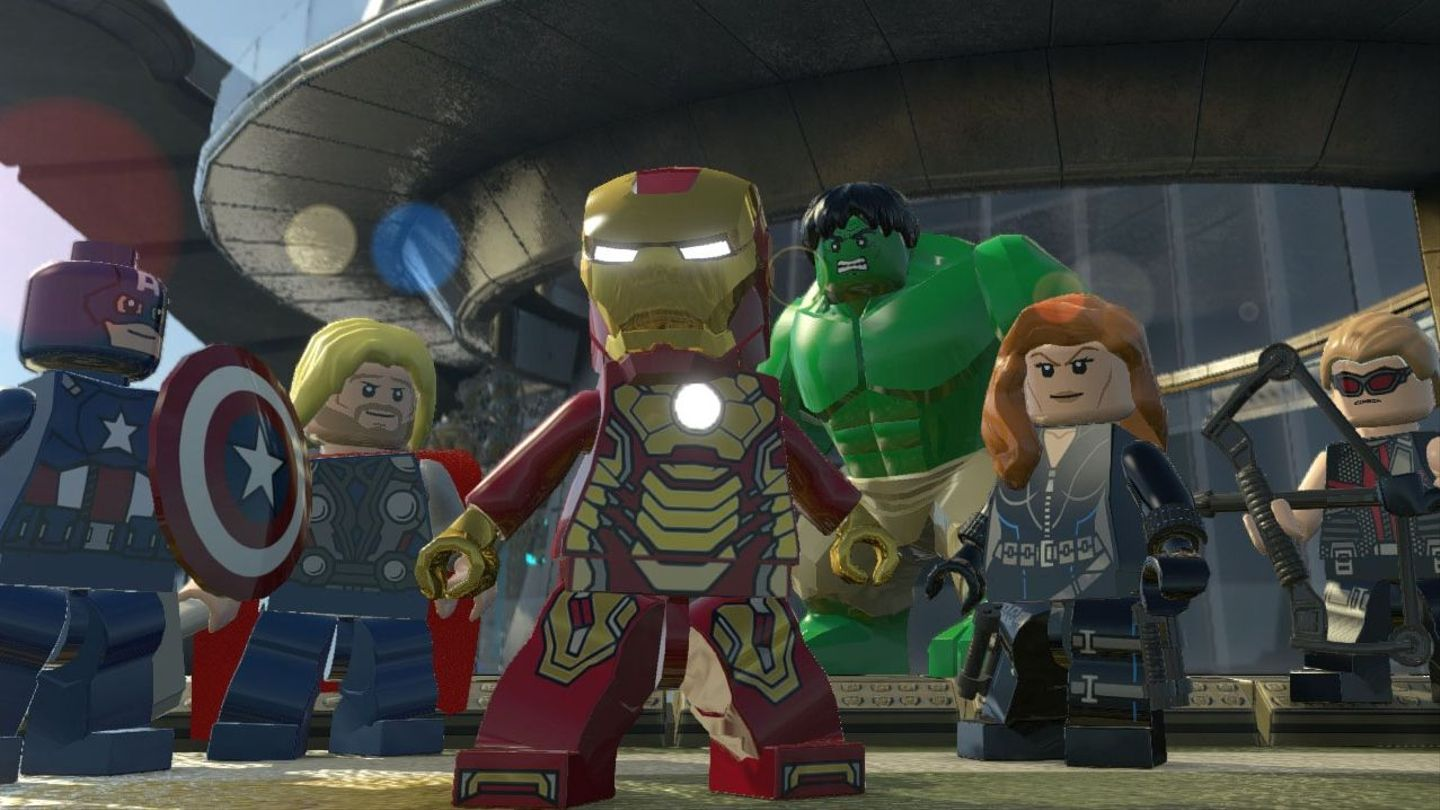 LEGO MARVEL's Avengers for Mac OS Game Free Download