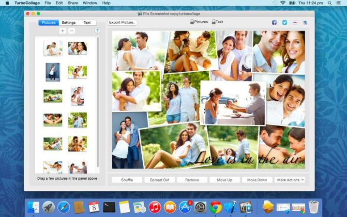 TurboCollage 7.2.1 Crack for Mac OS X Free Download
