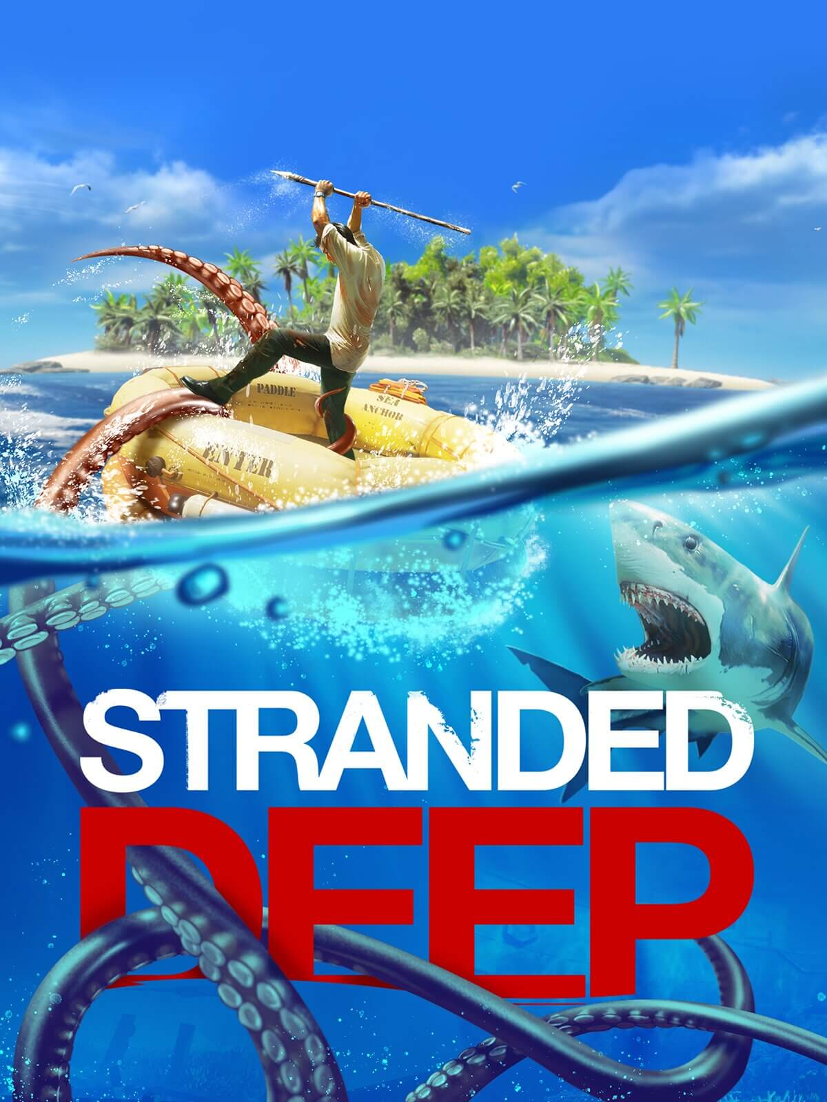Stranded Deep 1.0 Mac OS Game Latest 2021 Free Download